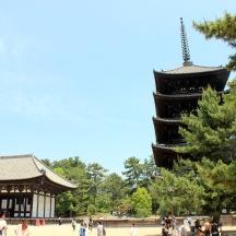 Golden Hall & Pagoda - Kofuku-ji Temple