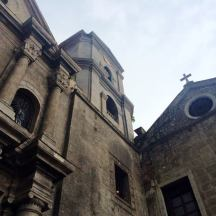 San Augustin, oldest church in the Philippines (16th century)