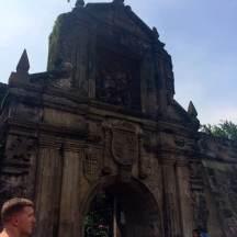 Fort Santiago, the citadel
