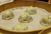 Dim sum (soup dumplings)