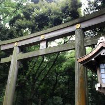 Meiji Jingu, Shinto shrine