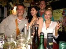 """New friends at Stardust """"Club"""""""
