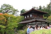 Made it to Ginkaku-ji Temple
