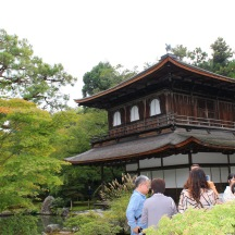 Made it to Ginkaku-ji Temple