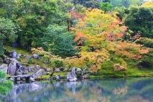 Tenryuji grounds