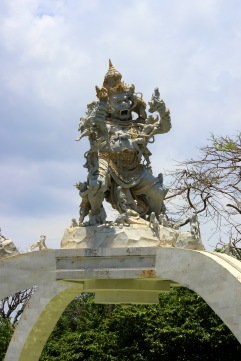 Encountering the divine at Uluwatu Temple
