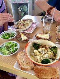 Gratin at Café Holohalo