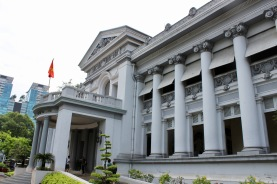 Ho Chi Minh City Museum, or Gia Long Palace