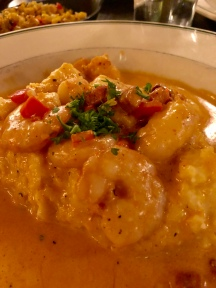 More shrimp n' grits... cuz they're my fave!