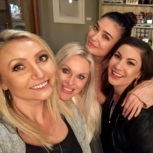 Girls Night Out with CA gal pals